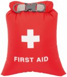 Exped - Fold-Drybag First Aid - Packsack Gr S (1,25 Liter) rot