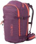 Exped - Women's Glissade 35 - Skitourenrucksack Gr 35 l lila/rosa