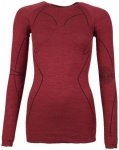 Falke - Women's Wool-Tech Longsleeved Shirt Gr S rot