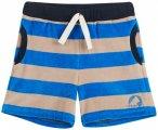 Finkid - Kid's Lelu - Shorts Gr 90/100 - Short blau/beige