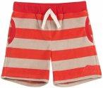Finkid - Kid's Lelu - Shorts Gr 100/110 - Short rot/beige