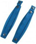 Fjällräven - Kanken Mini Shoulder Pads - Schulterpolster Gr One Size blau