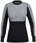 Fjällräven - Women's Bergtagen Woolmesh Sweater - Merinounterwäsche Gr M schw