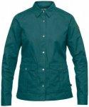 Fjällräven - Women's Greenland Shirt Jacket - Freizeitjacke Gr XS türkis