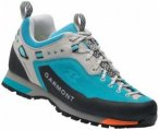 Garmont - Women's Dragontail LT - Approachschuhe Gr 5 grau/türkis