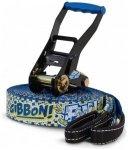 Gibbon Slacklines - Fun Line X13 - Slackline Gr 15 m blau