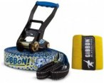Gibbon Slacklines - Fun Line X13 Tree Pro Set Gr 15 m blau
