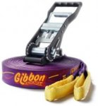 Gibbon Slacklines - Surfer Line X13 Gr 30 m lila