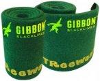 Gibbon Slacklines - Treewear - Baumschoner Gr 2 x 1 m grün