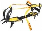 Grivel - G10 Wide - Steigeisen schwarz/gelb