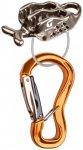 Grivel - Master Pro Kit mit Clepsydra L Twin-Gate-Karabiner - Sicherungsgerät g