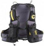 Grivel - Mountain Runner 12 - Trailrunningrucksack Gr 12 l schwarz/grau