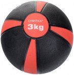 Gymstick - Medizinball - Functional Training Gr 3 kg schwarz/rot