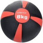 Gymstick - Medizinball - Functional Training Gr 8 kg schwarz/rot