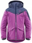Haglöfs - Kid's Niva Insulated Jacket Junior - Skijacke Gr 146 rosa/lila