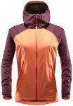 Haglöfs - Women's Esker Jacket - Hardshelljacke Gr 3XL;L;M;S;XL;XS schwarz;lila