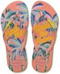 Havaianas - Women's Slim Summer - Sandalen  41/42 orange