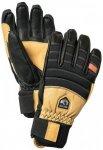 Hestra - Army Leather Ascent 5 Finger - Handschuhe Gr 8 schwarz