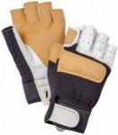 Hestra - Climbers Short - Handschuhe Gr 10 beige/schwarz/grau