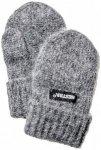 Hestra - Pancho Baby Mitt - Handschuhe Gr 0 grau