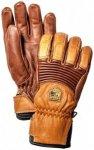 Hestra - Women's Fall Line 5-Finger - Handschuhe Gr 7;8;9 rot/rosa;braun/beige/o