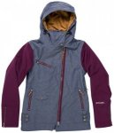 Holden - Women's Moto Jacket - Winterjacke Gr S;XS blau/grau