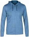 Hurley - Dri-Fit Expedition Zip - Hoodie Gr S blau
