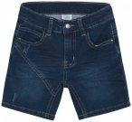 Hust&Claire - Hust Kid's Jakob Jeans Shorts - Shorts Gr 116 blau/schwarz