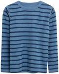 Hust&Claire - Kid's Abba Nightwear - Merinounterwäsche Gr 104 blau
