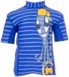 Hyphen - Kid's Babz Kurzarmshirt - Lycra Gr 80/86 blau