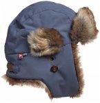 Isbjörn - Kid's Squirrel Winter Cap - Mütze Gr 44-46 cm blau/braun
