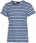 Ivanhoe of Sweden - Kid's Linum - T-Shirt Gr 130 blau/grau