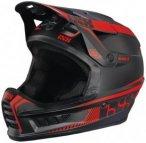 iXS - XACT Helmet - Radhelm Gr M/L schwarz