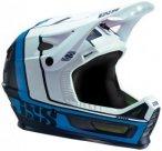 iXS - XULT Helmet - Radhelm Gr S/M grau/schwarz/blau