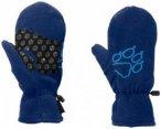 Jack Wolfskin - Fleece Mitten Kid's - Handschuhe Gr 92 schwarz