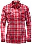 Jack Wolfskin - Women's Evan Shirt - Bluse Gr S rosa/rot