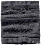 Jack Wolfskin - Women's White Rock Loop - Schal Gr One Size schwarz/grau