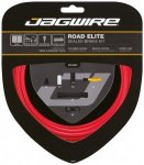 Jagwire - Bremszugset Road Elite Sealed Kit rot