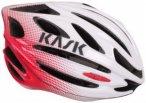 Kask - 50nta - Radhelm Gr L grau/schwarz/rosa