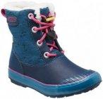 Keen - Kid's Elsa Boot WP - Winterschuhe Gr 13K blau;lila