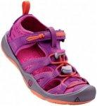 Keen - Kid's Moxie Sandal - Sandalen US 6K rosa/lila