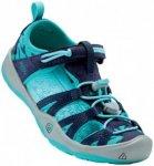 Keen - Kid's Moxie Sandal - Sandalen US 13K türkis/blau