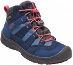 Keen - Youth Hikeport Mid WP - Multisportschuhe Gr 4 blau