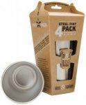 Klean Kanteen - Pint Cup - Trinkbecher Gr 592 ml brushed stainless
