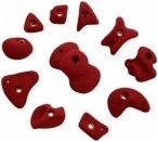 KMZ Holds - Set 4 - 11er S-XL Klettergriffset rot