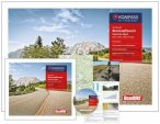 Kompass - Die höchsten Rennradtouren Deutsche Alpen - Wanderführer Fester Einb