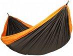 La Siesta - Colibri Double - Hängematte schwarz/orange