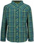 La Sportiva - Altitude Shirt - Hemd Gr M;S;XXL blau/türkis/grau;türkis/oliv