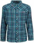 La Sportiva - Altitude Shirt - Hemd Gr S blau/türkis/grau