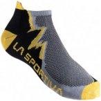 La Sportiva - Climbing Socks - Multifunktionssocken Gr M;S;XL schwarz/grau